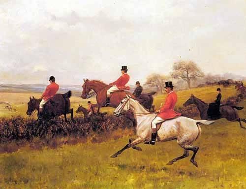 tiermalereien - Over The Hedge - Blinks, Thomas