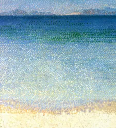 seelandschaft - Les îles d'or - Cross, Henri Edmond