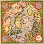 Alte Karten und Zeichnungen
