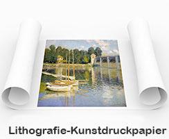Lithografie-Kunstdruckpapier