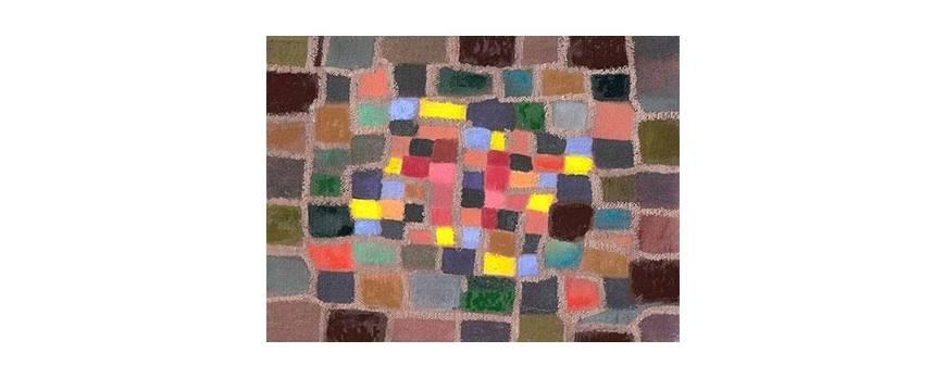 Tipps zum Kombinieren von Gemälden entsprechend der Dekoration des Raumes - Blog Artisan Gallery