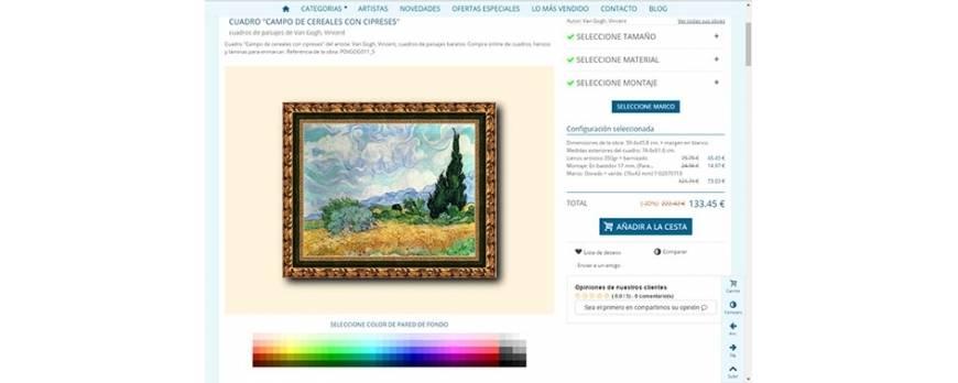Die Kunst, Bilder zu rahmen - Blog Artisan Gallery