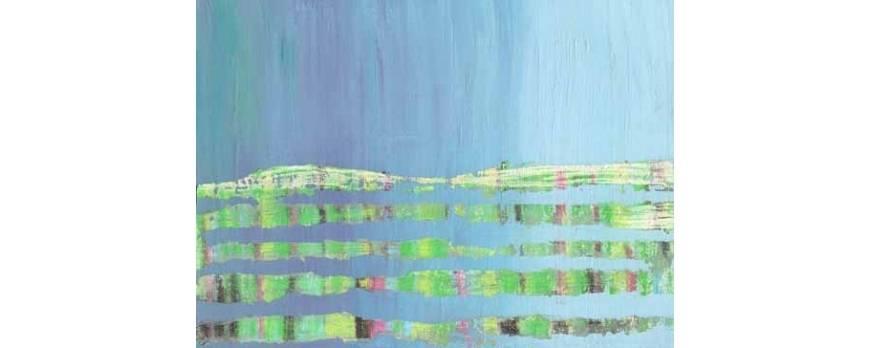 Komposition abstrakter Gemälde: Schritt für Schritt - Blog Artisan Gallery